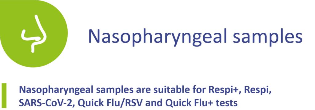 Nasopharyngeal sampling